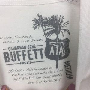 Savannah Jane Buffet A1A Graphic Tee